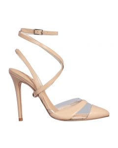 ATTILIO NUDE LEATHER