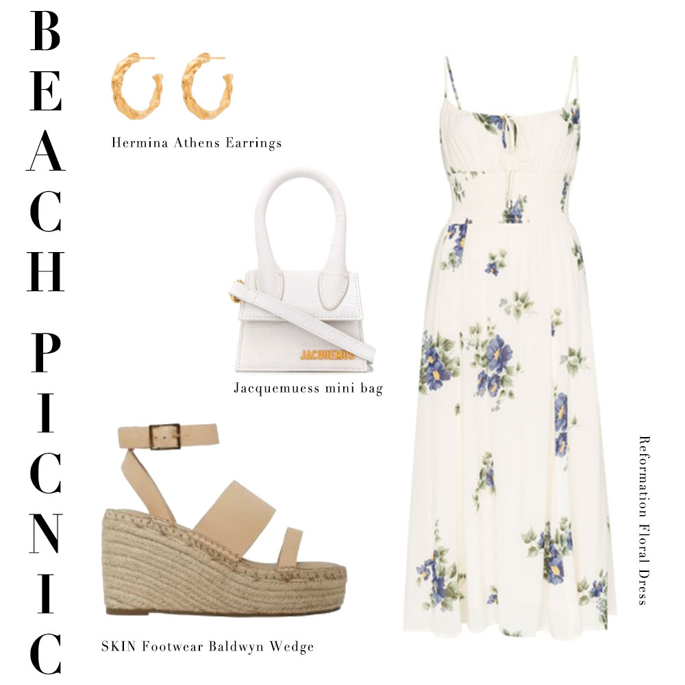 What to wear to a beach picnic